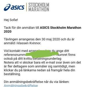 sthlm maraton